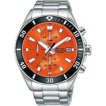 Reloj de hombre Pulsar PM3191X1, Cuarzo, 45mm, 10ATM