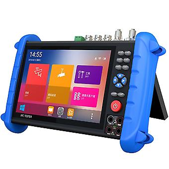 "7""hd Cctv Tester Monitor, Hdmi Multimeter, Tdr Optical Fiber, Vfl Onvif, Wifi"
