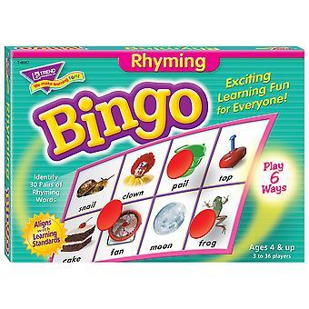 Gioco di bingo in rima