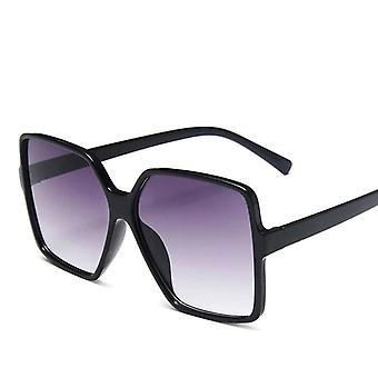 Luksusowe okulary przeciwsłoneczne Oversize Square