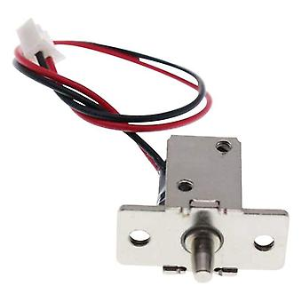 電気磁気キャビネットボルトプッシュプルロックリリースアセンブリアクセスコントロール