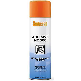 Ambersil 31623-AA NC 500 Non Chlorinated Adhesive 500ml