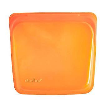 Platina silikonpåse M (Orange) 1 enhet