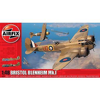 Airfix A09190 Bristol Blenheim Mk.1 Aircraft 1:48 Model Kit