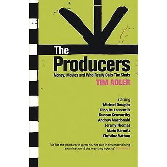 Los productores: dinero, películas y quién llama a las tomas (pantalla y cine)