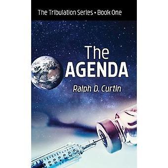 The Agenda by Ralph D Curtin - 9781532687785 Book