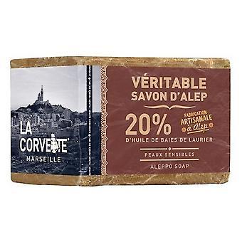 La Corvette Aleppo Soap 20% Laurel Oil 200 gr