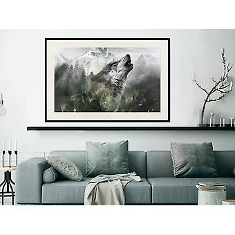 Poster - Wolf's Territory-45x30