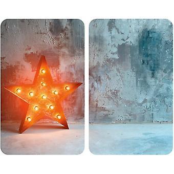 peitelevy Universele Star30 x 52 cm 2 kpl