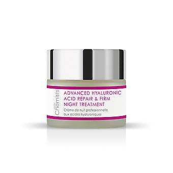 Advanced hyaluronic acid repair & firm night treatment 50ml