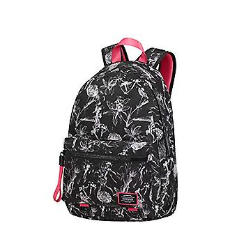 American Tourister Urban Groove Lifestyle - Backpack, 43 cm, 20 l, multicolored (Flowers Black)