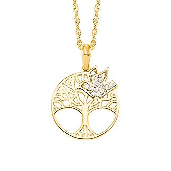 amor Necklace with Pendant Woman Oro_Giallo - 2014350(2)