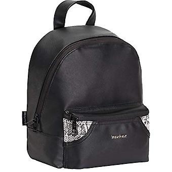 Sportandem Tandem Fashion Backpack Teen M_Piton, Adults, Unisex, Black, One Size