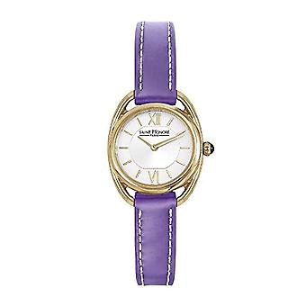 Saint Honore Analog Watch Quartz for Women with Leather Strap 7210263AIT-PUR