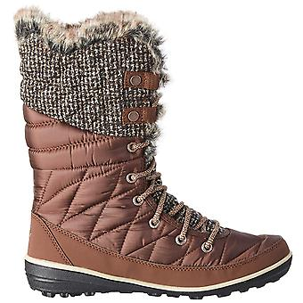 Columbia Womens Heavenly Closed Toe Mid-Calf Cold Weather Boots