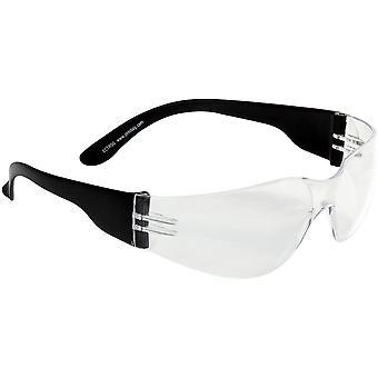 Industry Arbeitsschutzbrille mit durchsichtigen Gläsern aus Polycarbonat