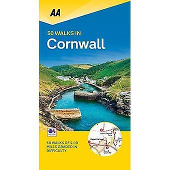 50 wandelingen in Cornwall