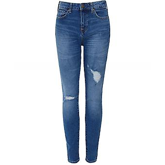 True Religion Jennie High Rise Curvy Skinny Jeans