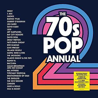 Various – The 70s Pop Annual 2 Vinyl