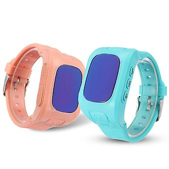 For Anti Lost Children Kids Smart GPS LBS WIFI Tracker Wrist Watch SOS Call Phone WS32030