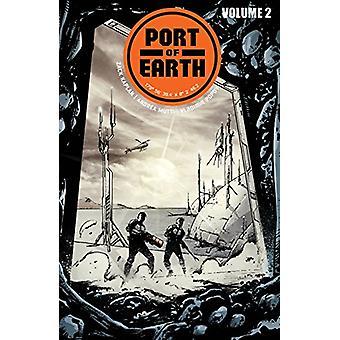 Port of Earth Volume 2 de Zack Kaplan (Broché, 2018)