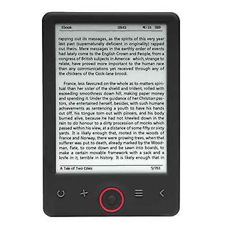 "E-Book Denver Electronics EBO-625 6"" 1500 mAh Musta"
