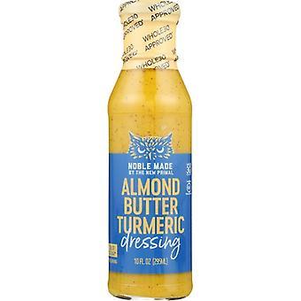 The New Primal Dressing Almond Turmeric, Case of 6 X 10 Oz