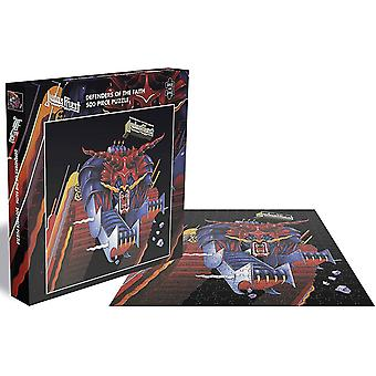 Judas Priest Defenders Of The Faith Jigsaw Puzzle (500 Pieces)