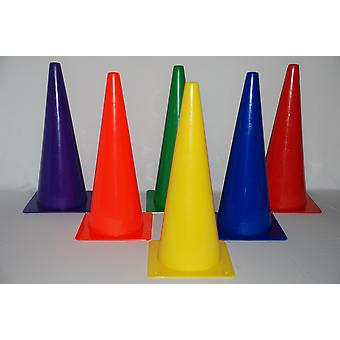 """Plastic Cones - 18""""Height"""
