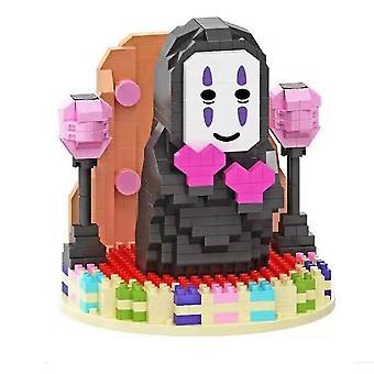 No Face Man Building Blocks Micro 3d Figures Educational Brick Jouet