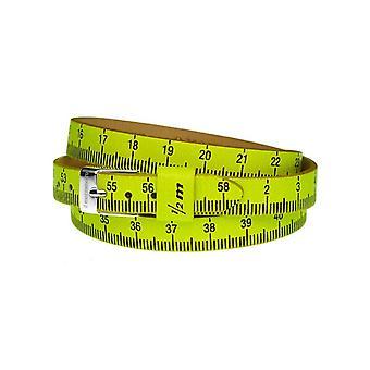 Il mezzometro fluo leather bracelet  bms1101_s