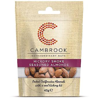 Cambrook Hickory Smoked Seasoned Almonds