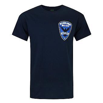 Arrow Mens Starling City Metro Police T-Shirt