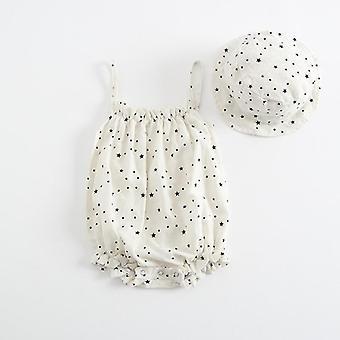 Kinderen katoenen kleding voor pasgeboren baby