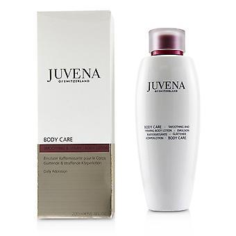 Juvena utjämning & Firming bodylotion 200ml / 6.8 oz