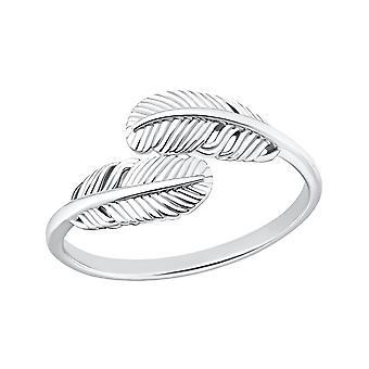 s.Oliver Jewel Damen Ring Silber 925 silber Feder 203258