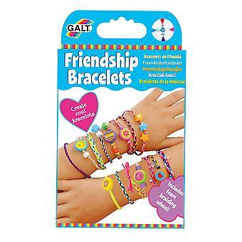 Galt vänskap armband