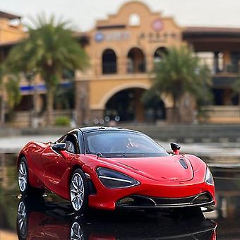1:32 Alloy Sportwagen Modell Druckguss und Spielzeug Metall Auto Modell Set Simulation Auto Spielzeug Fahrzeuge