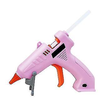 Glue guns lithium-ion hot glue gun rechargeable lithium battery wireless repair diy holder electric heat