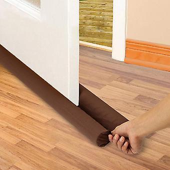 Draft Door Stopper Draft Guard For Interior Door Heavy Duty Door Sweep