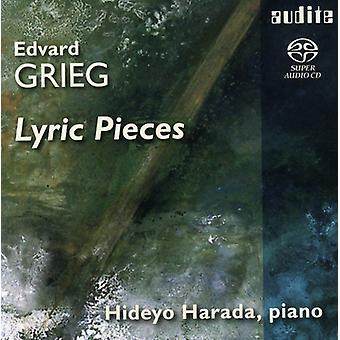 E. Grieg - Edvard Grieg: Lyric Pieces [SACD] USA import