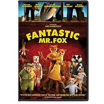 Fantastic Mr. Fox [DVD] Stati Uniti importare