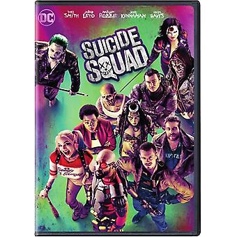 Suicide Squad: Special Edition [DVD] USA import