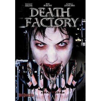 Death Factory [DVD] USA import