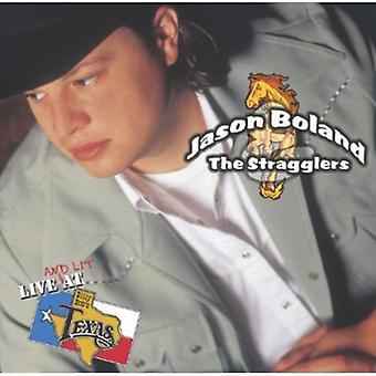 Jason Boland & the Stragglers - Live at Billy Bob's Texas [CD] USA import