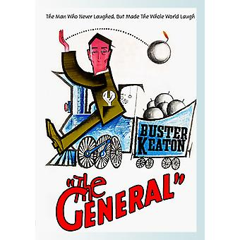 General ('27) [DVD] USA import
