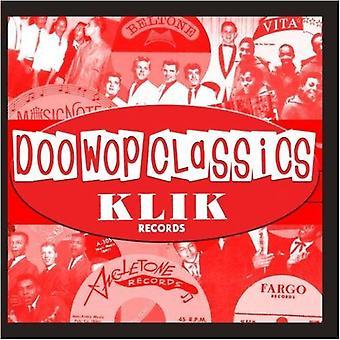 Doo-Wop klassikoita (Klik Records) - Vol. 5 Doo Wop klassikoita (Klik Records) [CD] Yhdysvallat tuoda
