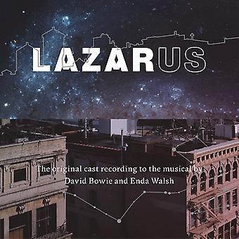 Divers artiste - Lazarus Original Cast [Vinyl] USA import