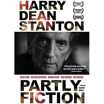 Harry Dean Stanton: Teilweise Fiktion [DVD] USA import