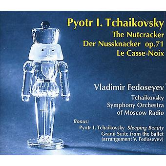P.I. Tchaikovsky - Tchaikovsky: The Nutcracker [CD] USA import